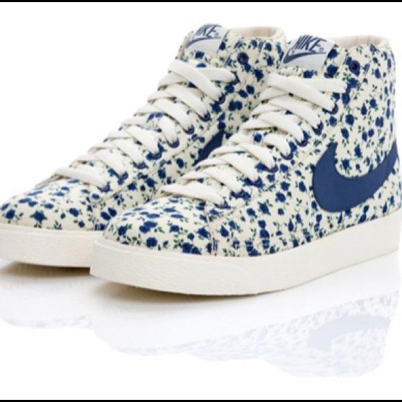 super popular 1449d c5ddb Limited edition! Nike Liberty x Blazer sneakers!